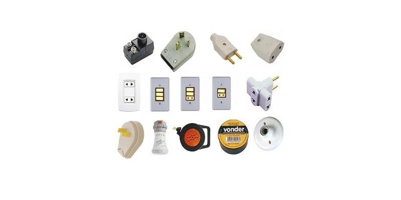 Materiais Elétricos para Construção