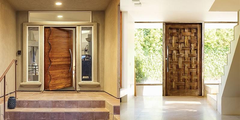 Como proteger portas e janelas de madeira?